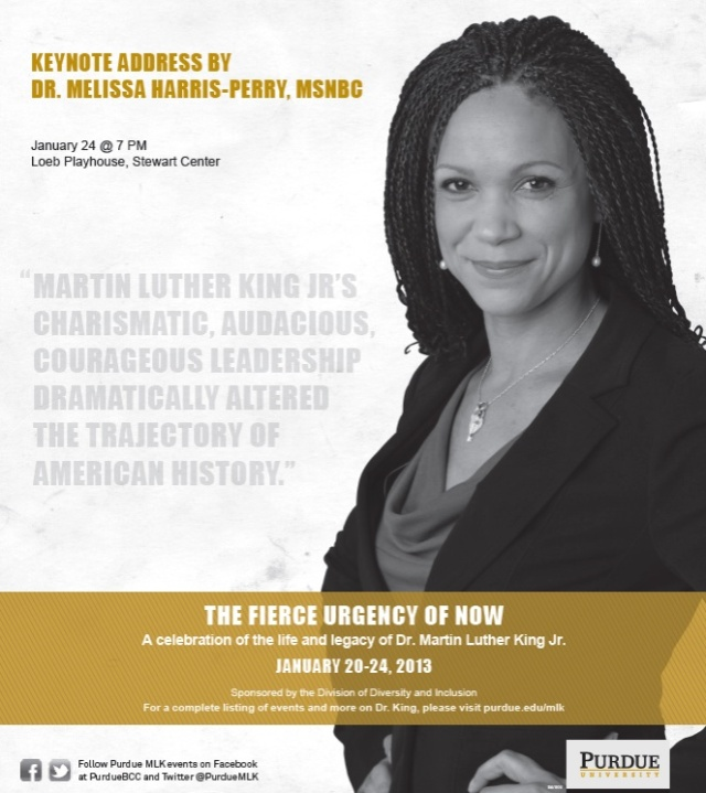 Melissa Harris-Perry at Purdue University