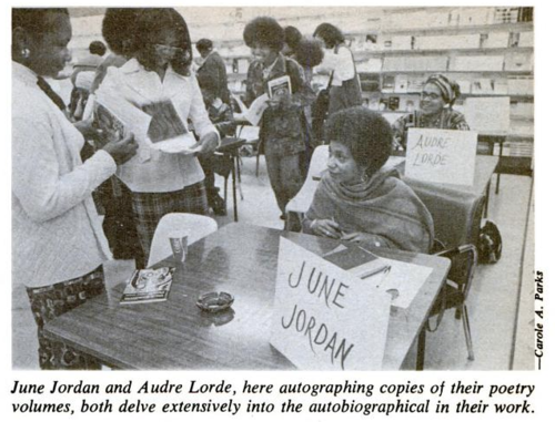 Audre and June