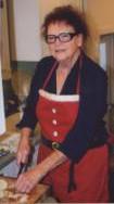 Grandma Irene, Christmas 2010, Bower House, Flint