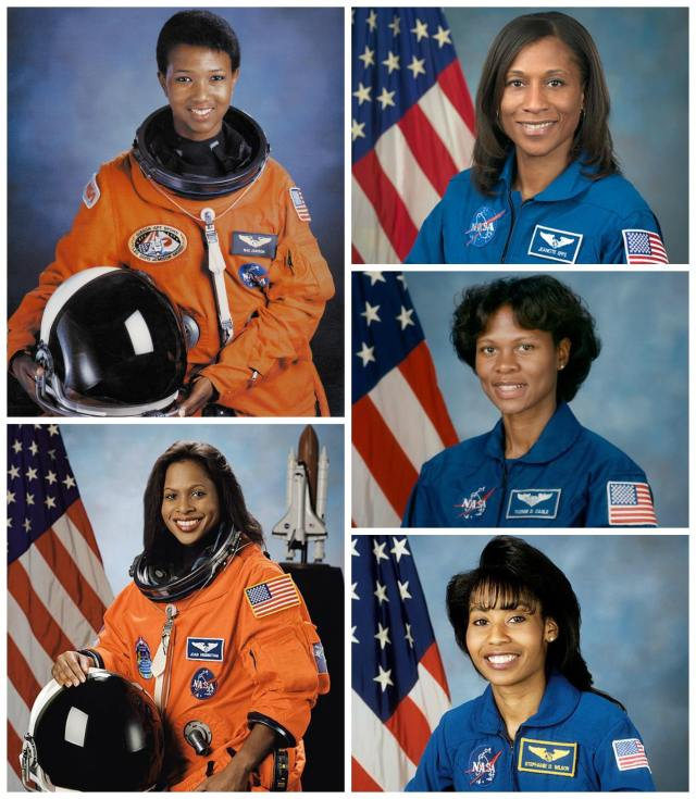 Black women astronauts